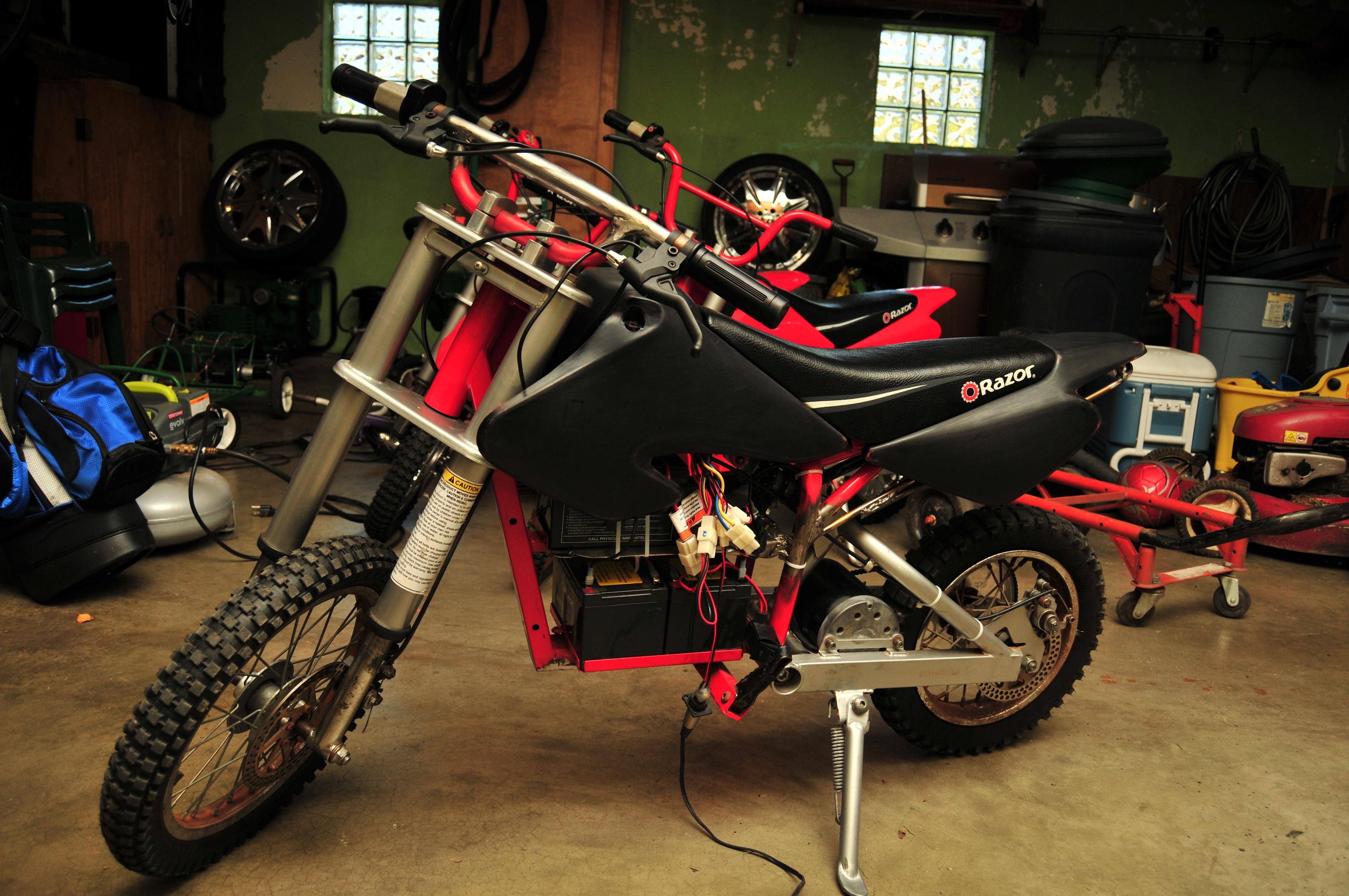 Razor Mx500 Electric Dirtbike Triton 9 Mx 650 Wiring Diagram I